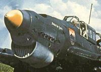 電撃戦参加機のマーキングとB型の識別点について調べてみる - 1/72でJu 87 B「スツーカ」をつくる: 1