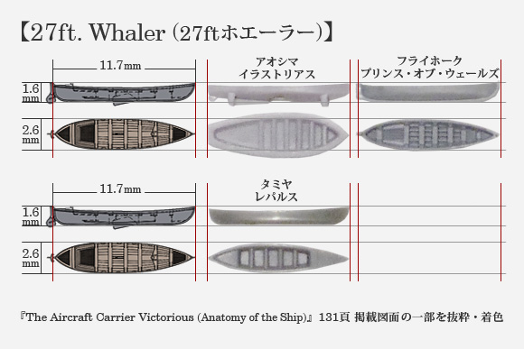 27ft Whaler (27ftホエーラー)