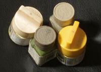 不完全版・模型用塗料の近似修正マンセル値一覧表: 黄色・黄土色篇