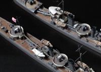 傾斜梯子・軍艦旗・伝声管など、細部工作の小技集