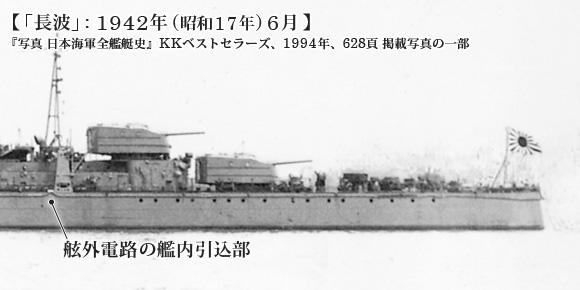 「長波」: 1942年6月